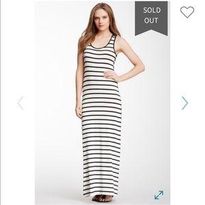 Soprano Stripe Maxi Dress